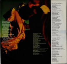 aha - Scoundrel Days (LP, Album) (gebraucht VG)