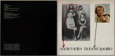 Andre Heller - Das war A. H. (LP, Album) (gebraucht)