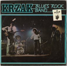 Krzak - Blues Rock Band (LP, Album) (gebraucht)