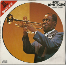 Louis Armstrong - Greatest Hits (Picture Disc, LP) (gebraucht VG)