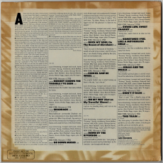 Louis Armstrong - Louis And The Good Book (LP, Import) (used VG)