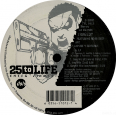 Tragedy - LA, LA (Marley Marl Remixes) (12 Maxi Single) (gebraucht G)