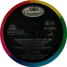 MC Hammer - Please Hammer Dont Hurt Em (LP, Album) (gebraucht G)