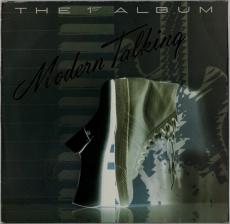 Modern Talking - The 1st Album (LP, Album) (gebraucht VG-)