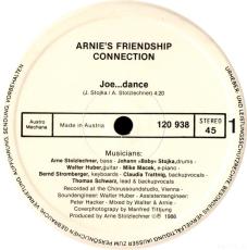 Arnies Friendship Connection (12 Maxi-Single, Vinyl) (gebraucht VG)