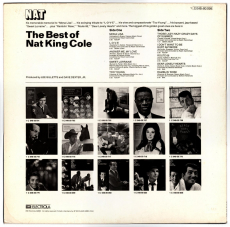 Nat King Cole - The Best Of Nat King Cole (LP, Comp.) (gebraucht VG-)