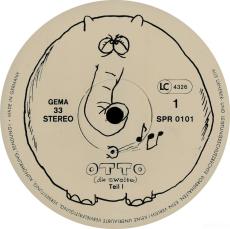 Otto - Die Zweite (LP, Album, Vinyl) (gebraucht VG)