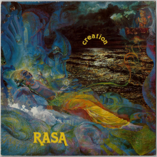 Rasa - Creation (LP, Album) (gebraucht VG-)