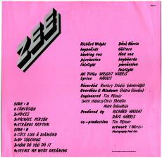 Zee(feat. Richard Wright) - Identity (LP, Album) (gebraucht VG-)