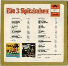 Die 3 Spitzbuben - Witz Witz.... Spass, Spass (LP, Vinyl) (gebraucht G+)