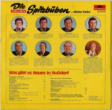 Die Neuen Spitzbuben - Was Gibt Es Neues In Nußdorf (LP, Vinyl) (gebraucht VG-)
