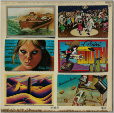 Beach Boys - L.A. (Light Album) (LP, Album, Vinyl) (gebraucht VG-)