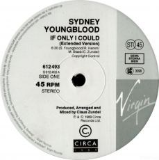 Sydney Youngblood - If Only I Could (12 Single, Vinyl) (gebraucht G+)
