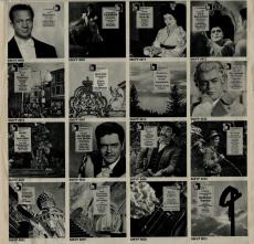 The Golden Gate Quartet - The Famous Golden Gate Quartet (LP, Vinyl) (gebraucht G-)