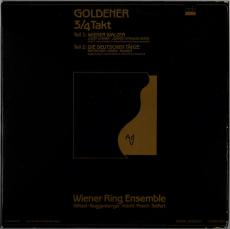 Wiener Ring Ensemble - Goldener 3/4 Takt (2xLP, Album) (gebraucht VG)
