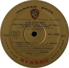 VARIOUS - Music Made Famous By Glenn Miller - Live Concert (LP, Album) (gebraucht G+)