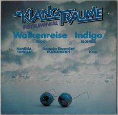 VARIOUS - Klangträume Instrumental (LP, Comp.) (gebraucht G+)