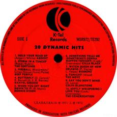 VARIOUS - 20 Dynamic Hits (LP, Comp.) (gebraucht)