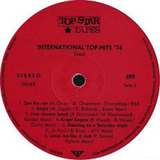 Unbekannte Künstler - International Top-Hits 74 Vocal (LP, Vinyl) (gebraucht)
