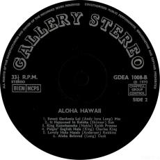 UNBEKANNTE Künstler - ALOHA HAWAII (LP, Album) (gebraucht VG)