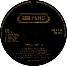 UNBEKANNTE Künstler - World Top 12 Vol. 42 (LP, Comp.) (gebraucht)
