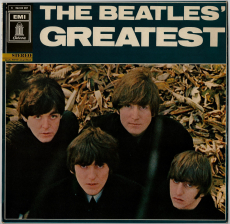 Beatles - The Beatles Greatest (LP, Comp.) (gebraucht VG)