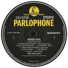 Beatles - Rubber Soul (LP, Album, 180g Rem.) (gebraucht VG+)