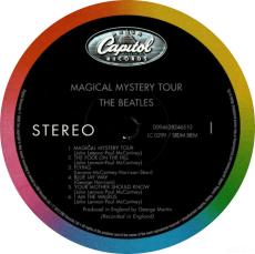 Beatles - Magical Mystery Tour (LP, Album, 180 g) (gebraucht VG+)
