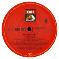 Mozart - Die Zauberflöte (3LP Box, Vinyl) (gebraucht VG)