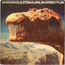 Blue Öyster Cult - Cultösaurus Erectus (LP, Album) (gebraucht VG-)