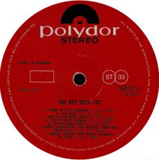 Bee Gees - The Bee Gees 1st (LP, Album) (gebraucht)