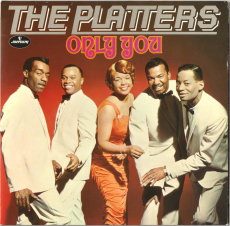 The Platters - Only You (2LP, Comp., FOC) (gebraucht VG-)