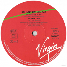 Johnny Hates Jazz - Heart Of Gold (12 Single, Ext.) (gebraucht VG)