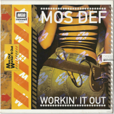 Mos Def - Workin It Out (12 Single, Vinyl) (gebraucht - POOR)