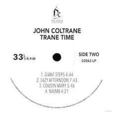 John Coltrane - Trane Time (LP, 180g, Comp.) (gebraucht NM)