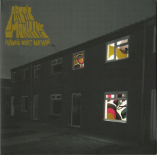 Arctic Monkeys - Favourite Worst Nightmare (LP, Album) (gebraucht NM)