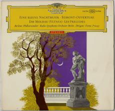 Berliner Philharmoniker, Radio-Symphonie-Orchester Berlin, Ferenc Fricsay (LP, Vinyl) (gebraucht VG+)