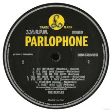 Beatles - HELP! (LP, Rem. 180g Album) (gebraucht)