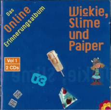 VARIOUS - Wickie, Slime Und Paiper - Vol. 1 (2xCD, Compilation) (gebraucht)