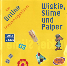 Wickie, Slime Und Paiper - Vol. 3 (2xCD, Comp.) (used)
