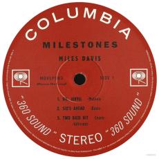 Miles Davis - Milestones (LP, Album, 180g) (gebraucht NM)