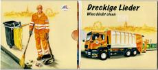 Dreckige Lieder - Wien bleibt clean (CD, Digipak, Comp.) (gebraucht G+)