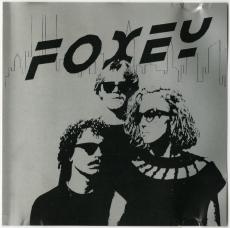 Foxey - Silver (CD, Album) (gebraucht VG-)