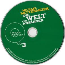 Michael Mittermeier - Die Welt für Anfänger (4 CDs, Hörbuch) (gebraucht G)