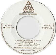 VARIOUS - Musik aus Österreich (Vinyl, EP, 7) (gebraucht VG)