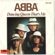 Abba - Dancing Queen * Thats Me (Vinyl, 7) (gebraucht VG)