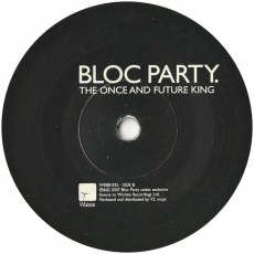 Bloc Party - Flux (Vinyl, 7, transp.) (gebraucht VG+)