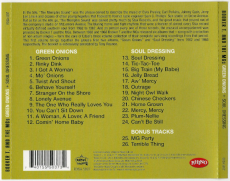 Booker T. and the MGs - Green Onions/Soul Dressing (2 on 1 CD Album) (gebraucht NM)