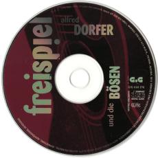 Alfred Dorfer und die Bösen - Freispiel (CD, Album) (gebraucht VG+)