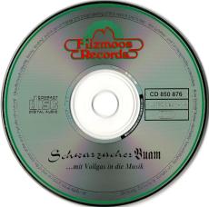 Schwarzacher Buam - ...mit Vollgas in die Musik (CD, Album) (gebraucht VG+)